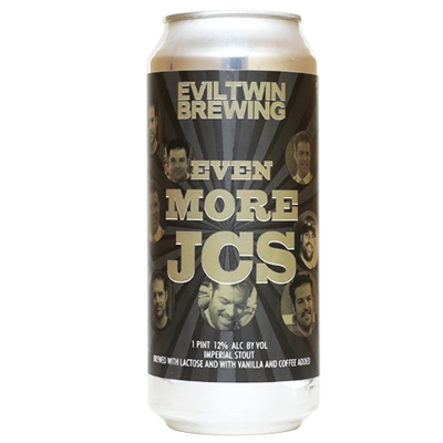 Evil Twin Brewing - Even More JCS - 473ML