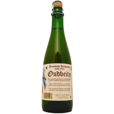 Hanssen - Oudbeitje - 37,5cl