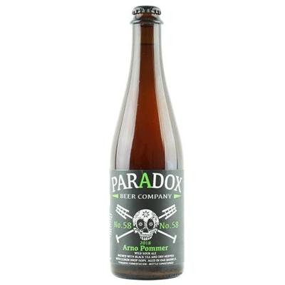 Paradox Beer Company (Colorado) - Skully Barrel No. 58 Arno Pommer - 37,5cl
