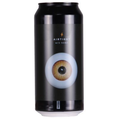 Garage Beer Co. - Airtight - Cannette 44cl