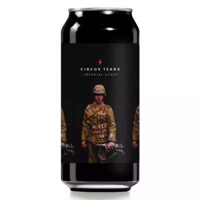 Garage Beer Co. - Circus Tears - Cannette 44cl