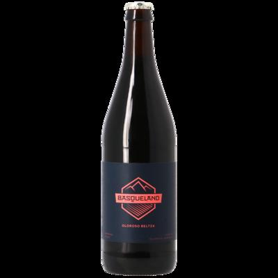 Basqueland Brewing - Oloroso Beltza - 66cl