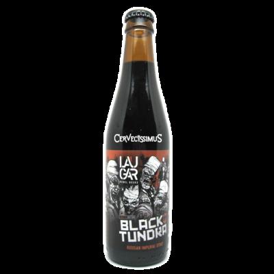 Laugar Brewery - Black Tundra - 33cl