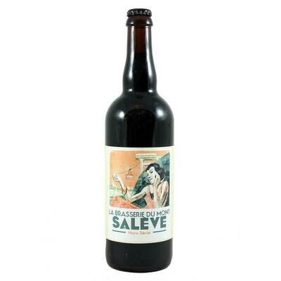La Brasserie du Mont Salève - Sour raisin - 75cl