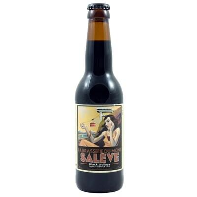 Brasserie du Mont Salève - Black Indians - 33cl
