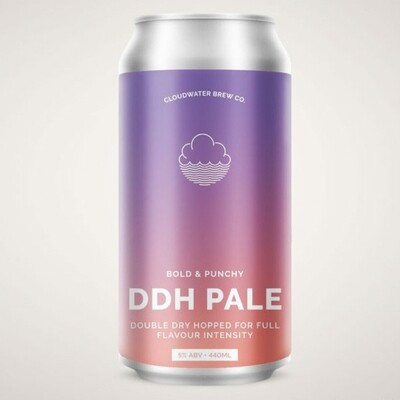 Cloudwater Brew Co. - DDH Pale - Canette 44cl