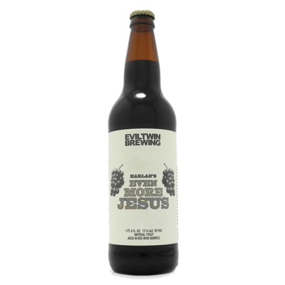Evil Twin Brewing - Harlan's Even More Jesus - 66cl
