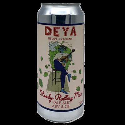DEYA Brewing Company - Steady Rolling Man - Cannette 50cl