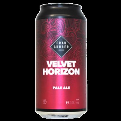 FrauGruber Brewing (ALL) - Velvet Horizon (New England Pale Ale 5%) - Canette 44cl 02144