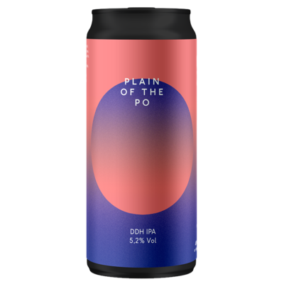 CR/AK Brewery - Plain of the po - Canette 40cl