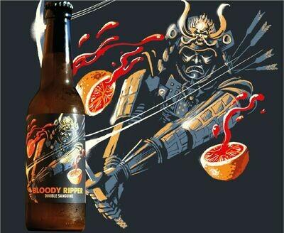 Hoppy Road (FR) - Bloody Riper - Strong Ale - 7% - 33cl
