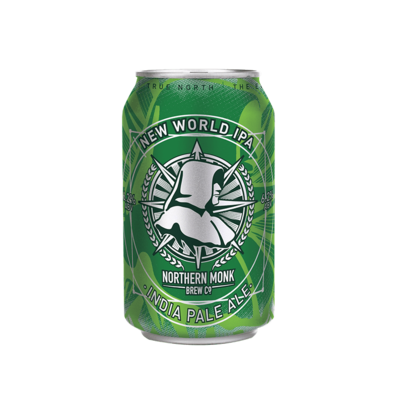 Northern Monk - New World IPA - 6.2% - Cannette 33cl