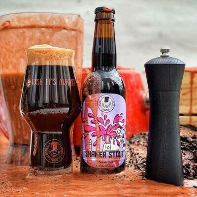 O'clock Brewing (FR) - Shaker Stout - Pastry Stout - 4.9% - 33cl