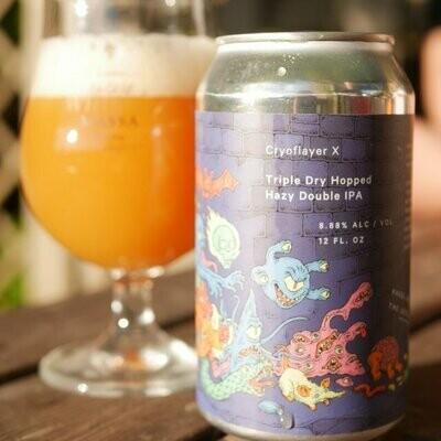 Bière au litre à la pression (growler) : Hoppy Road (FR) - Hopper (wheat ale) - 1 LITRE - 4,6% ABV