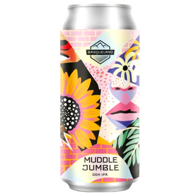 Basqueland Brewing - Muddle Jumble - Cannette 44cl