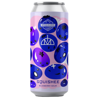 Basqueland Brewing - Squishee - Canette 44cl