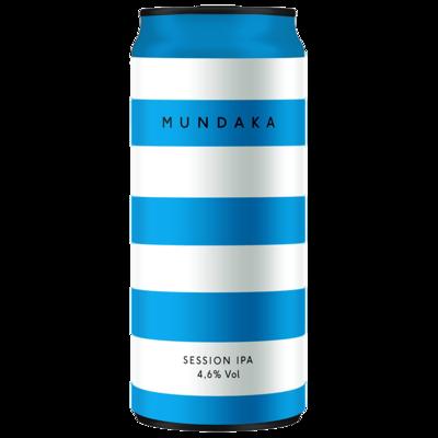 CR/AK Brewery - Mundaka - Canette 40cl