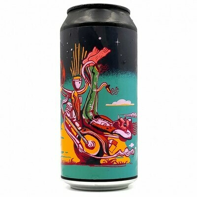 Hoppy Road - Lazy Rider - IPA Citra cryo Sabro cryo 44cl (6,5%)