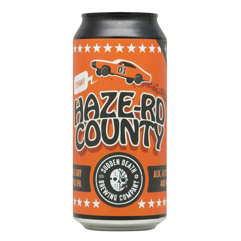 Sudden Death Haze-rd Country 44cl CANS