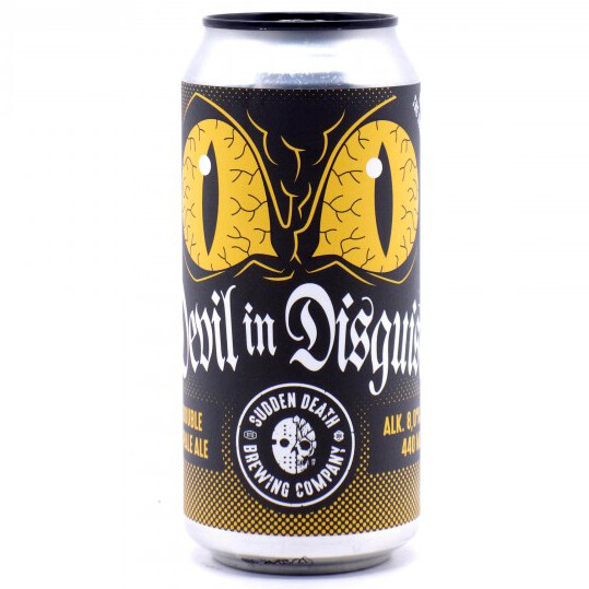 Sudden Death Devil in Disguise 44cl CANS
