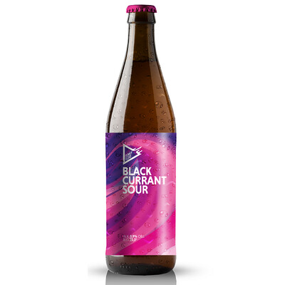 Funky Fluid Black Currant 50cl