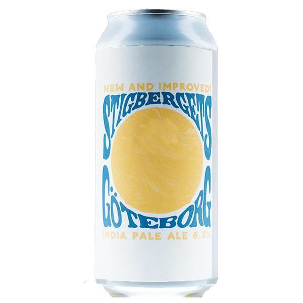 Stigbergets New and Improved GBG CANS 44cl