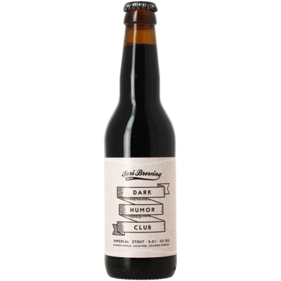 Sori Dark Humor Club Bourbon Vanilla 33cl