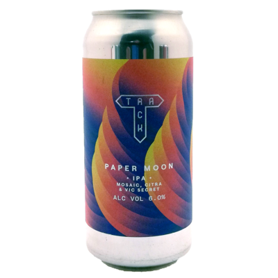 Track - Paper Moon 6% - Canette 44cl