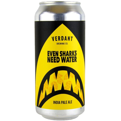 Verdant - Even Sharks Need Water 6,5% - Canette 44cl