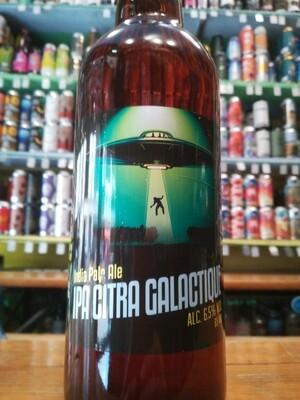 Bière au litre à la pression (growler) : Grand Paris (FR) - Citra Galactique IPA - 6,5%