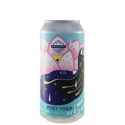 Basqueland - Post Yoga - session IPA - 44cl - 2,9%