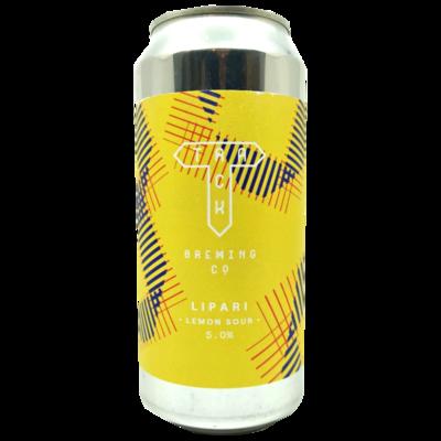 Track - Lipari Lemon Sour 5% - Canette 44cl