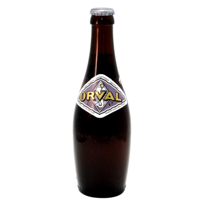 Brasserie d'Orval - Orval (Belgian Ale 6,2%) - bouteille 33cl