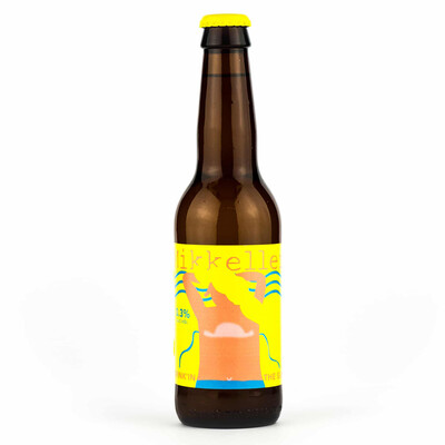 Mikkeller - Drink'in the sun (No-ABV Wheat 0.3%) - bouteille 33cl
