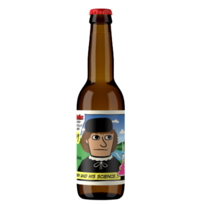Mikkeller - Henry & His Science (No-ABV 0.3%) - bouteille 33cl