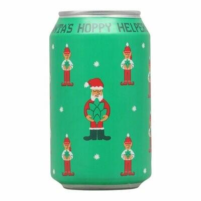 Mikkeller - Santa's Hoppy Helpers (IPA 6%) - Canette 33cl