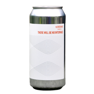 Verdant - There Will Be No Intervals (NE Pale 4,5%) - Canette 44cl