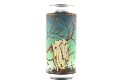 Unseen Creatures Brewing & Blending (USA) - Finding Time To Find Time - IPA - 6.5% - canette 47cl