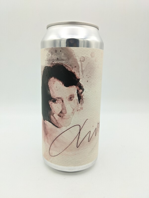 Alefarm Brewing (DK) - Det Er En Af De Ting Jeg Har Laert - Double IPA - Vic Secret, Ella & El Dorado 8% - Canette 44cl
