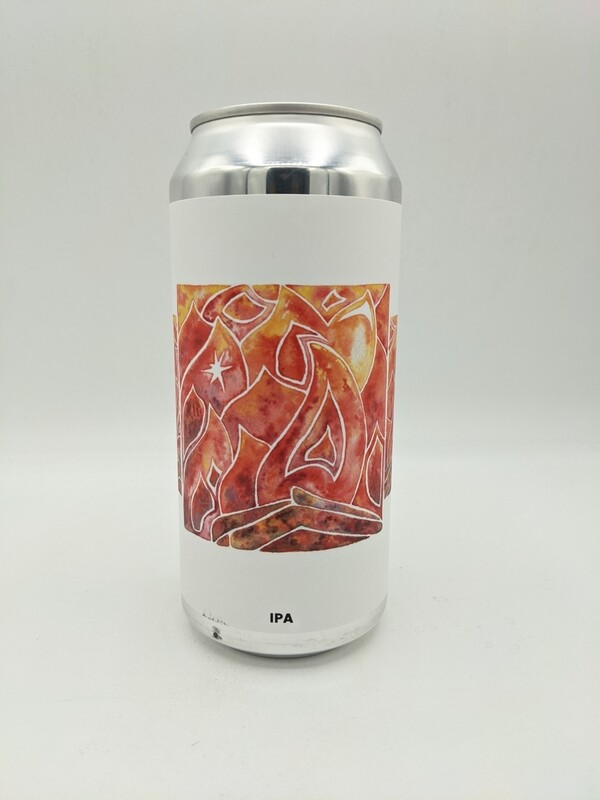 Alefarm Brewing (DK) - January Embers - IPA Cashmere / Motueka 6% - Canette 44cl