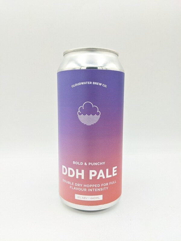 Cloudwater (UK) - DDH Pale 5% - Canette 44cl