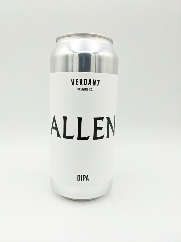 Verdant (UK) - Allen - Double new england IPA -  8% - Canette 44cl