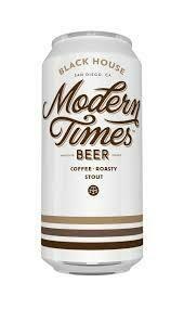 Modern Times (USA) - Black House - Coffee Stout - 5,8% - Canette 44cl