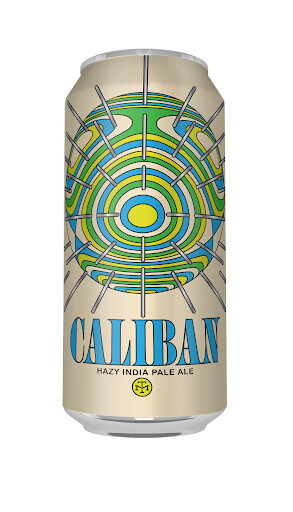 Modern Times (USA) - Caliban - New England IPA - 7.2% - Canette 44cl