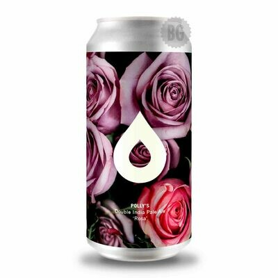 Polly's Brew Co (UK) - Rosa - New England DIPA - 8.5% - Canette 44cl