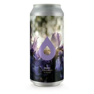 Polly's Brew Co (UK) - In Violet - New England Pale Ale - 5,5% - Canette 44cl