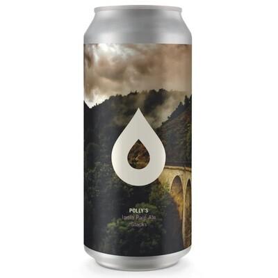 Polly's Brew Co (UK) - Slacks - New England DIPA - 8.5% - Canette 44cl
