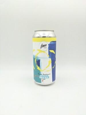 Brasserie Fauve (FR) - Bonne Ambiance - New England Pale Ale - 5%  - Canette 33cl