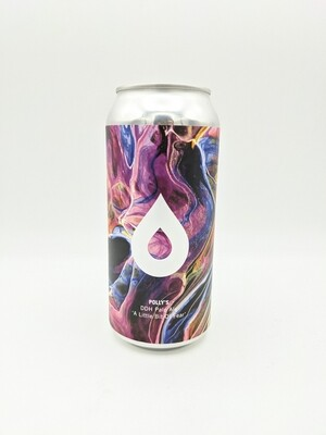Polly's Brew (UK) - A Little bit of Fear - DDH Pale Ale - 5.5% - Canette 44cl
