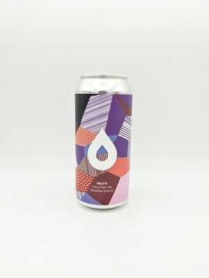 Polly's Brew (UK) - Goodbye Gravity - IPA Citra, El Dorado, Simcoe - 6,2% - Canette 44cl